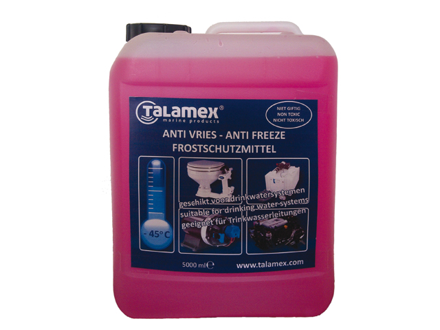 Anti freeze Talamex 5L