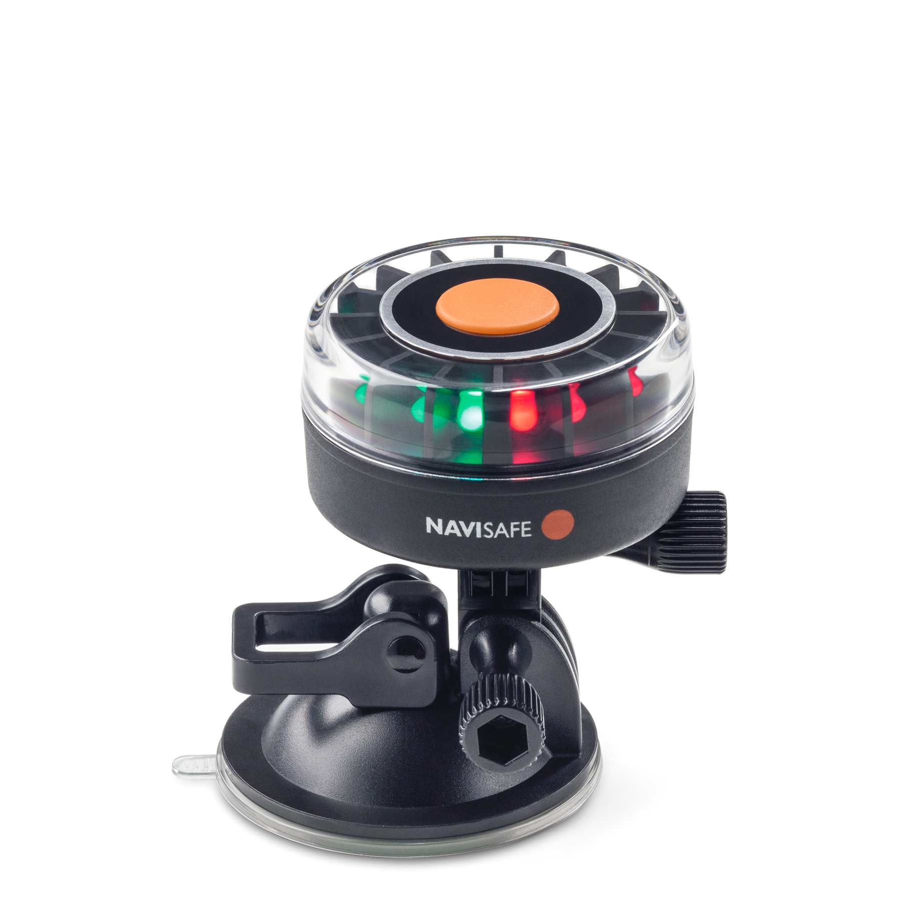 Navilight 360° S 2NM tricolor double function holder