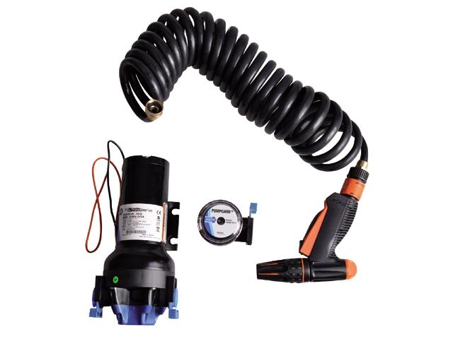Seashop Jabsco 82904 0092 Hotshot Washdown Pump 4 0 12v