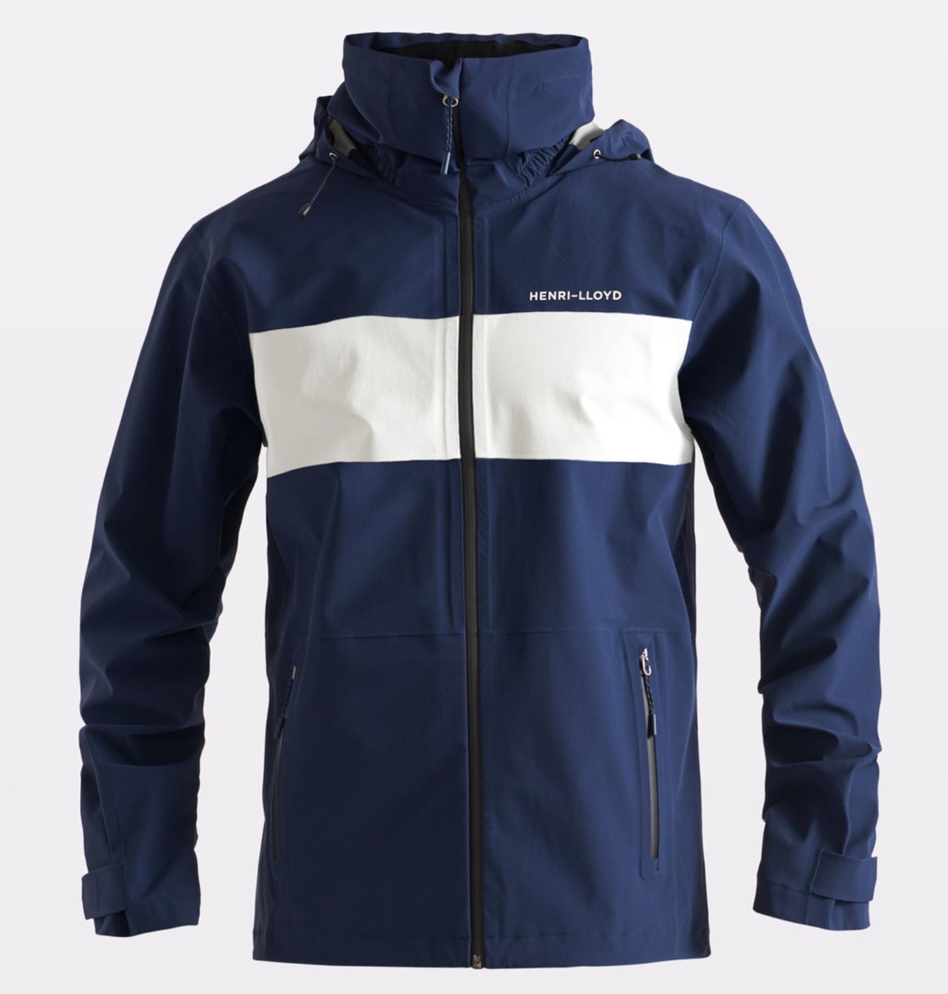 Henri-Lloyd M-course Jacket 2.5L Navy Blue Block Size M