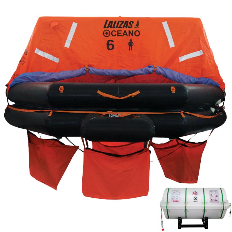 Double LALIZAS Floating Buoyant Deck Cushion