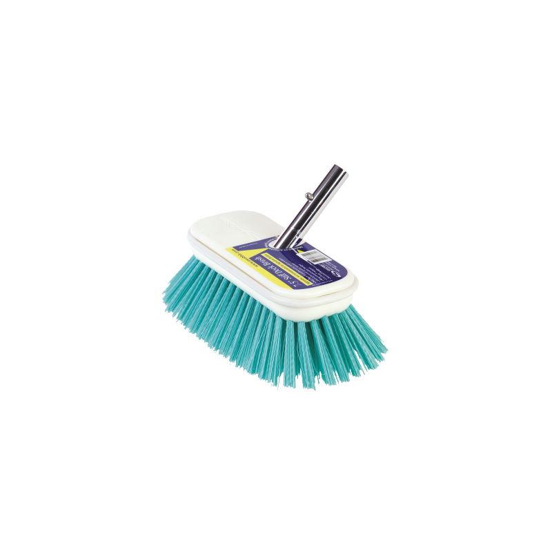 """Swobbit 7.5/"""" Stiff Brush Blue"""