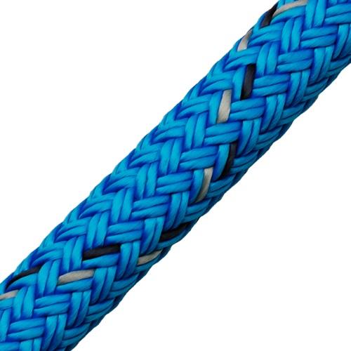 Polyester Outer Sailing Rope English Braids Cruising Dyneema 6mm